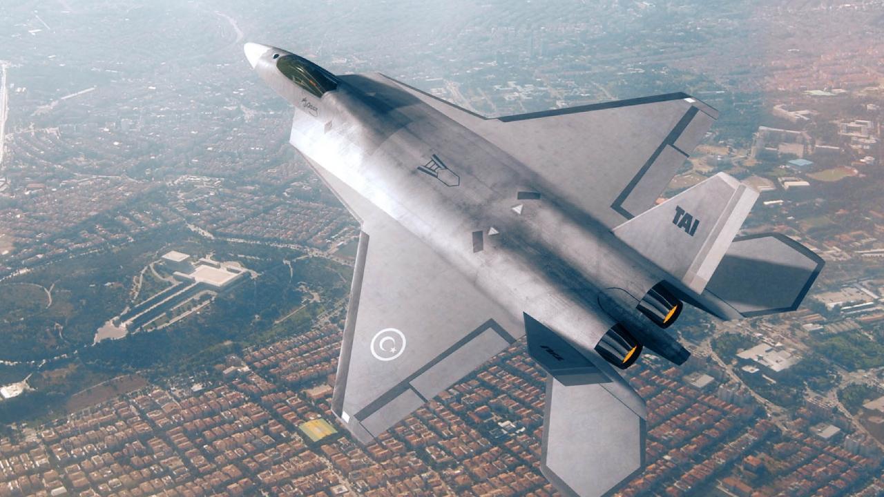Milli Muharip Uçak yazılımı için önemli adım atıldı