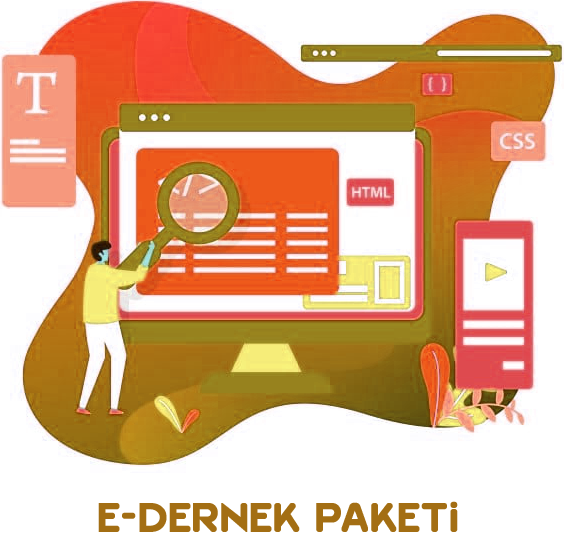 E-Dernek Paketi