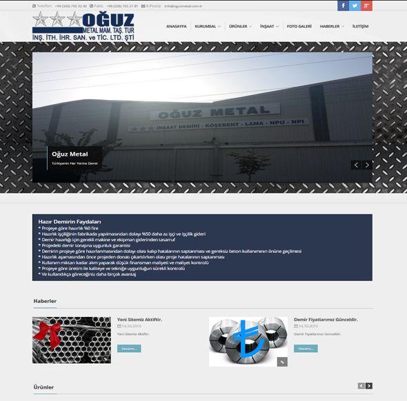 Oğuz Metal Demir Çelik San. Tic. Ltd. Şti.